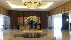 One Bedroom Unit with Veranda at Shell Residences