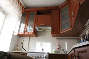 (Apartments on Leningradski Pereulok)