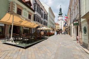 Bratislava Downtown Apartments