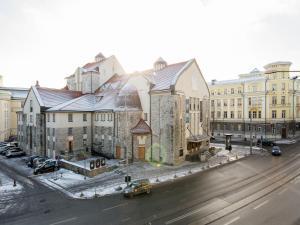 Old Tallinn Y Hostel