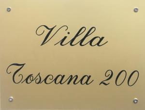 Villa Toscana 200