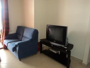 A television and/or entertainment center at Ali Apartment