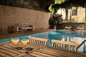 Πισίνα στο ή κοντά στο Diodati Villas