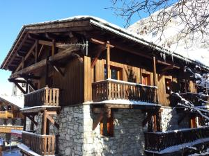 Saint-Roch Piste during the winter