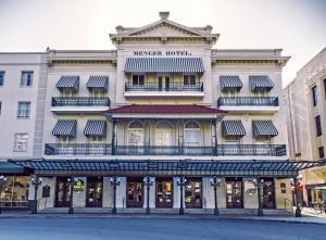 Menger Hotel San Antonio Tx Booking Com