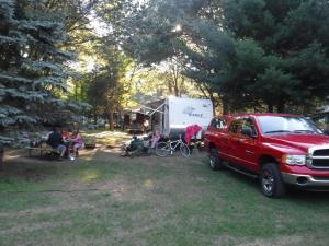 Picture of Buffalo Lake Camping Resort
