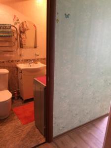 Ванная комната в Apartment on Bydennogo 13A
