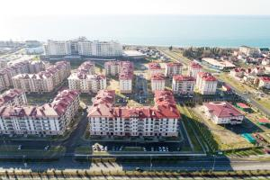 Apartment in Olimpiyskiy park Chistyye prudy