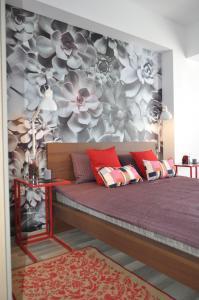 A seating area at Apartment Matrix Summerland