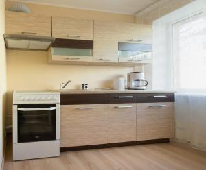 Köök või kööginurk majutusasutuses Tammsaare apartment