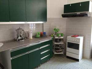 A kitchen or kitchenette at Four Seasons