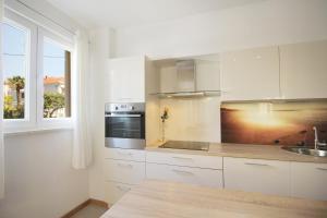 Küche/Küchenzeile in der Unterkunft Apartment Marieta
