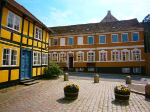 Hotel Skandinavien, Rudkøbing – opdaterede priser for 2019