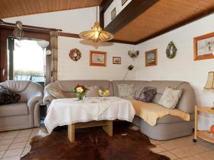 A seating area at Holiday home Tanja 1