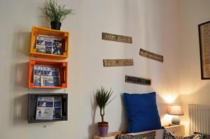 Area soggiorno di Pulse Life Budapest Centre