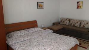 Krevet ili kreveti u jedinici u objektu Apartment Boksi