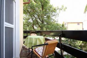 A balcony or terrace at Apartments Barbara