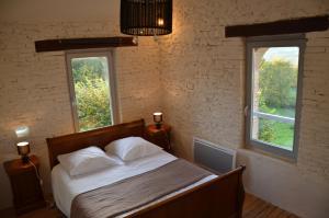 Un ou plusieurs lits dans un hébergement de l'établissement Parc Waechter