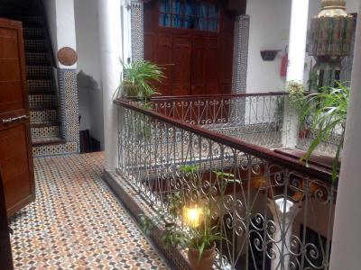 Hotel riad dalia tetouan marruecos tetu n - Muebles marroquies en madrid ...