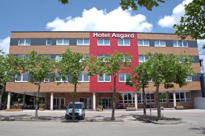 hotel asgard deutschland gersthofen. Black Bedroom Furniture Sets. Home Design Ideas