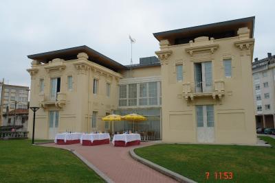 Hotel Palacete Betanzos fotografía