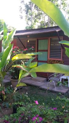 Secret Cabins At Firefly Beach Cottage Negril Jamaica