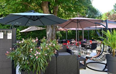 Logis Hotel Le Prieure Saint Marcel