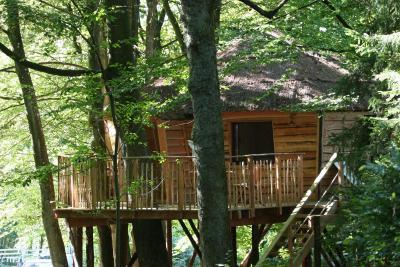 B b cabane bois dormant belgique spa - Zen forest house seulement pour cette maison en bois ...