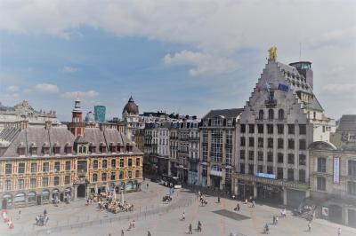 Grand Hotel Bellevue Lille Booking Com