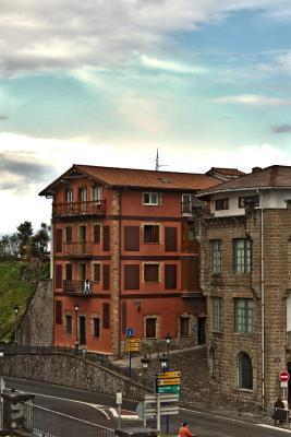 Bonita foto de Hotel Itxas Gain Getaria