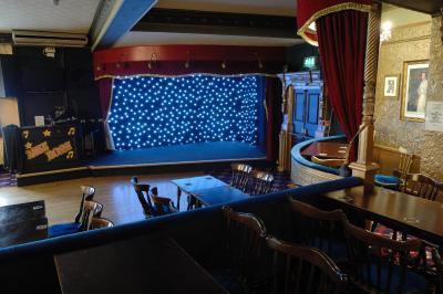 Queens Hotel Blackpool Uk