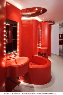 Hotel Silken Puerta America G L Madrid Spain