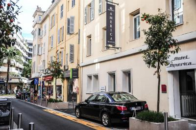 Hotel America Cannes Booking