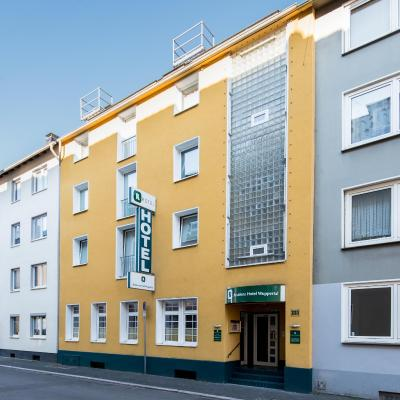 Residenz hotel wuppertal wuppertal updated 2018 prices for Wuppertal barmen hotel