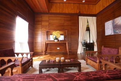 Imej Tempat Penginapan Rumah Kayu Johor Bahru Hotel Gambar