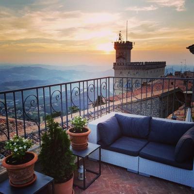 B&B San Marino Suite (San Marino San Marino) - Booking.com