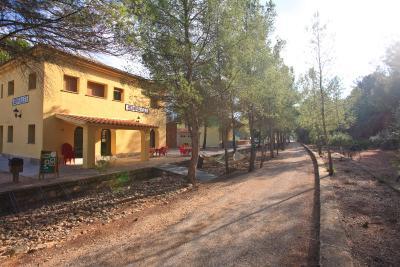 Imagen del Antiga Estació de Benifallet