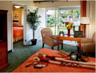 Garden Inn Hotel Santa Rosa CA Bookingcom