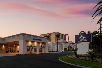 Avanti Palms Resort And Conference Center Orlando