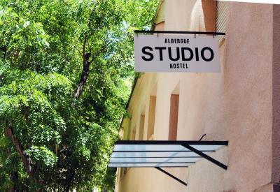 gran imagen de Residencia Albergue Studio