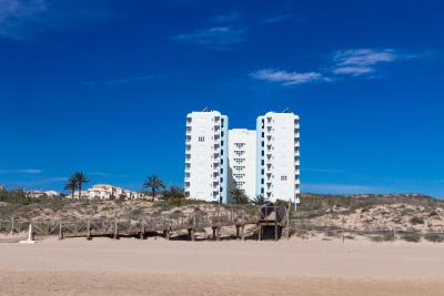 Hotel Playas de Guardamar foto