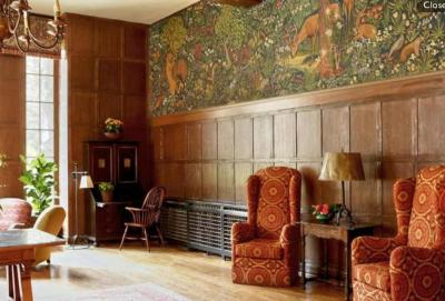 Ahwahnee Hotel Feature Rooms