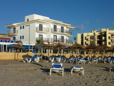 Hotel Sa Roqueta Can Picafort fotografía