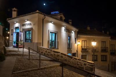 Hotel puerta de la santa vila spain - Hotel puerta de la santa avila ...