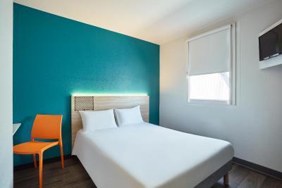 hotelf1 strasbourg pont de l 39 europe strasbourg tarifs 2019. Black Bedroom Furniture Sets. Home Design Ideas