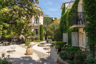 H tel la casa pairal frankreich collioure - Casa pairal collioure ...