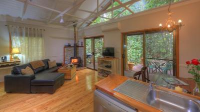 Afbeelding van de accommodatie · Crater Lakes Rainforest Cottages, Yungaburra - hotel Foto Afbeelding van de accommodatie ...