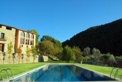 Casa de Campo Masia Campalans (Espanha Borredá) - Booking.com