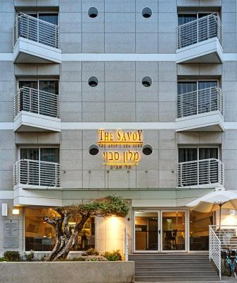 Savoy Sea Side Hotel Tel Aviv Israel Booking Com