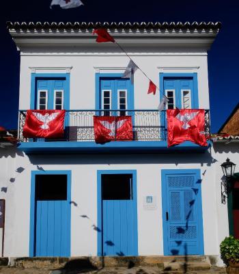 Guesthouse Casa Turquesa D Hotes Paraty Brazil
